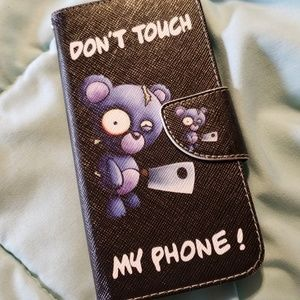 Killer Bear Phone wallet Case